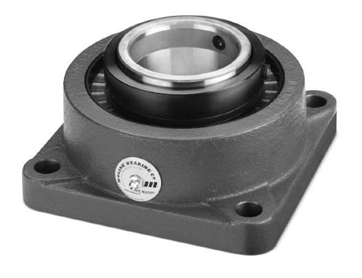 M2000 Series Bearings 4 Bolt Flange